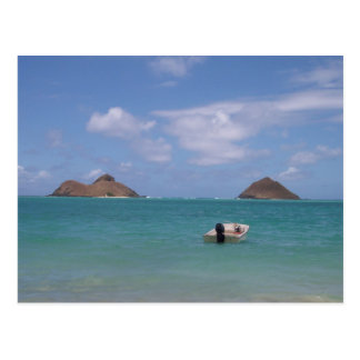 Lanakai, Hawaii Postcard