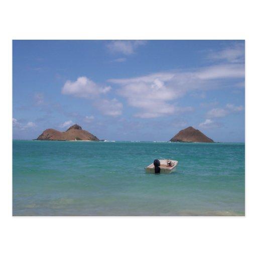 Lanakai, Hawaii Postcards