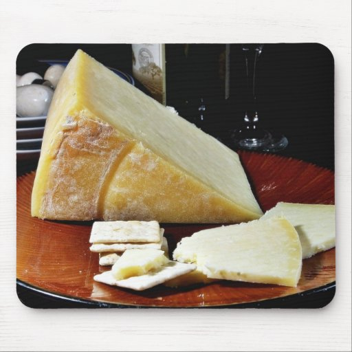 Lancashire Cheese Mouse Pad