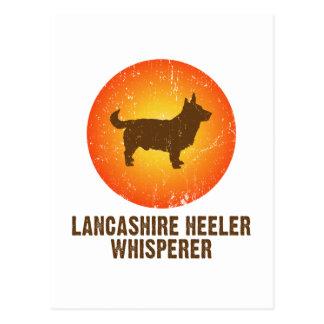 Lancashire Heeler Postcard
