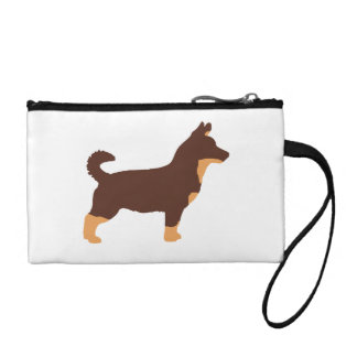 lancashire heeler silo color liver coin purse