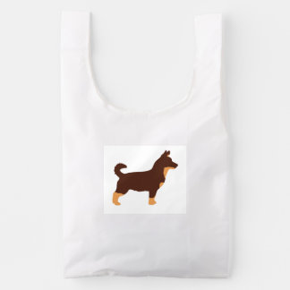 lancashire heeler silo color liver reusable bag