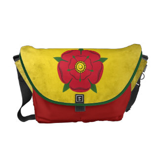 Lancashire Messenger Bag