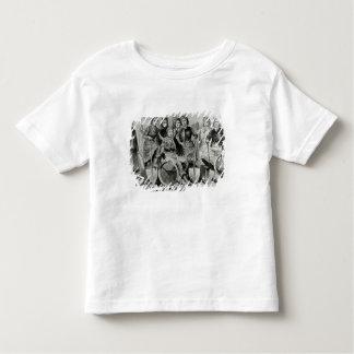 Lancashire Pit-Brow Women Toddler T-shirt