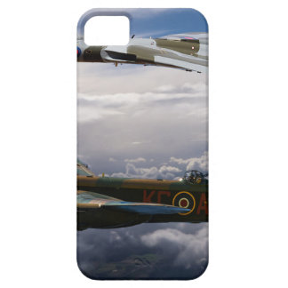 Lancaster and Vulcan XH558 iPhone SE/5/5s Case