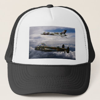 Lancaster and Vulcan XH558 Trucker Hat