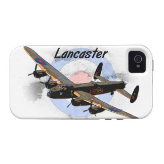 Lancaster Bomber Case For The iPhone 4