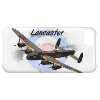 Lancaster Bomber iPhone 5C Covers