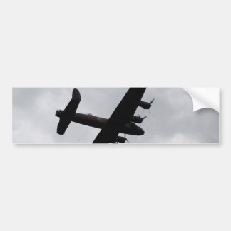 Lancaster Bomber Overhead Bumper Stickers