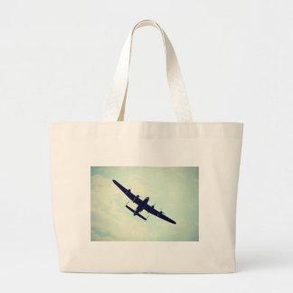 Lancaster Bombers Large Tote Bag