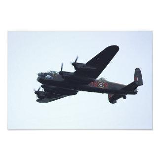 Lancaster Bombers. Photo