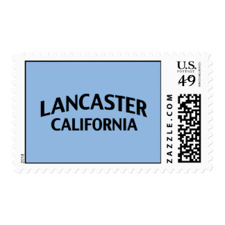 Lancaster California Stamps