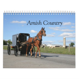 Lancaster County Amish Calendar