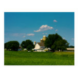 Lancaster County Farm Postcard
