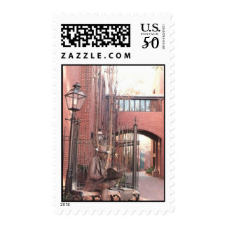 Lancaster County Sculpture Postage Stamp