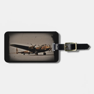 Lancaster Heavy Bomber Tag For Bags