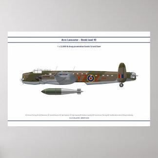 Lancaster Load 10 Poster