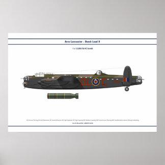 Lancaster Load 8 Poster
