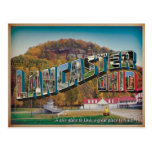 Lancaster Ohio #1 Postales