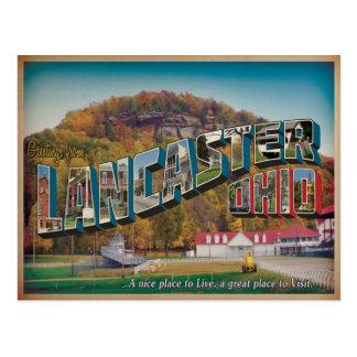 Lancaster Ohio #1 Postal