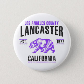 Lancaster Pinback Button