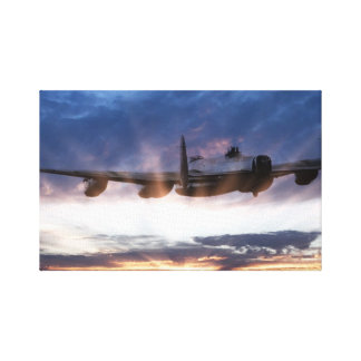Lancaster Ray of Light Gallery Wrap Canvas