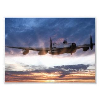 Lancaster Ray of Light Photo Print