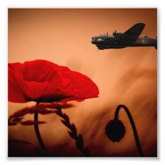Lancaster recuerda fotografía