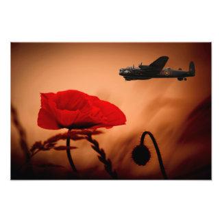 Lancaster recuerda fotografías