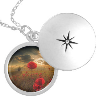 Lancaster Remembers Locket Necklace