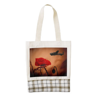 Lancaster Remembers Zazzle HEART Tote Bag