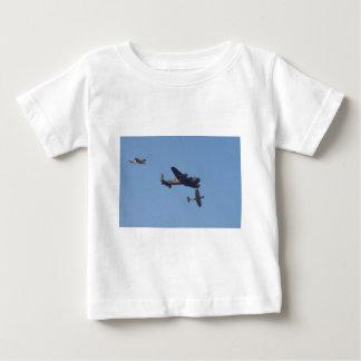 Lancaster Spitfire Hurricane Baby T-Shirt