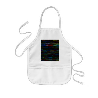 Lancaster Text Design I Kids Apron