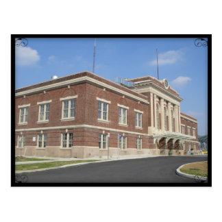 Lancaster TRAIN Station Postcard. Add Store Name! Postcard