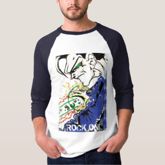 Lance2, ROCK ON! T-shirt