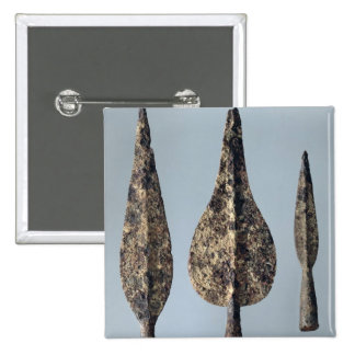 Lance and Javelin Heads, 475-300 BC Pinback Button