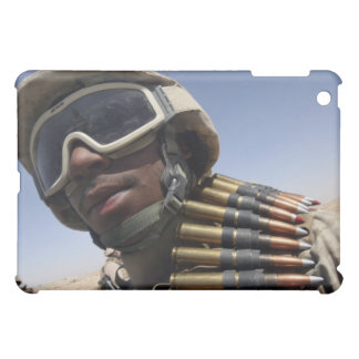 Lance Corporal waits for his turn Cover For The iPad Mini