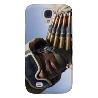 Lance Corporal waits for his turn Galaxy S4 Cover