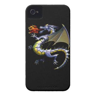 Lance el caso del iPhone 4 de Kraken Case-Mate iPhone 4 Cárcasa