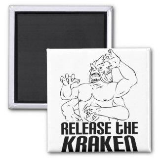 Lance el Kraken Imanes