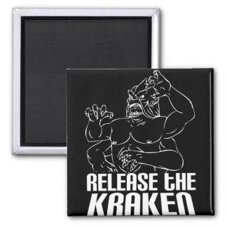 Lance el Kraken Imán