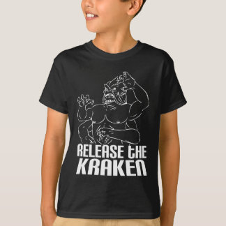 Lance el Kraken Playera