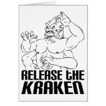 Lance el Kraken Tarjeton