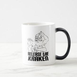 Lance el Kraken Taza Mágica