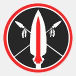 Lance Missile Sticker