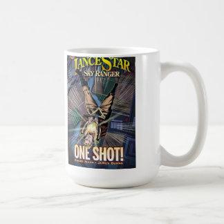 "Lance Star: Sky Ranger ""One Shot"" Coffee Mug"