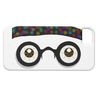 Lance su caso interno del iPhone 5 del hippy iPhone 5 Carcasa
