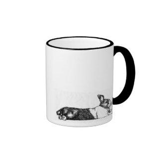 Lance the Unamused Bunneh Ringer Mug