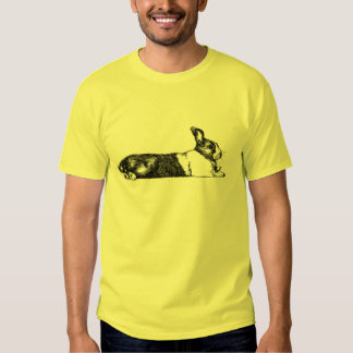 Lance the Unamused Bunneh Tee Shirt