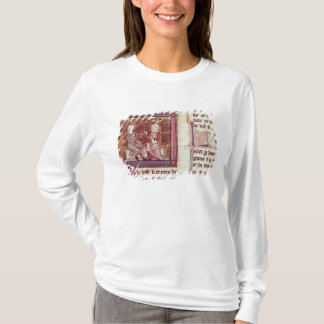 Lancelot and Guinevere sit and talk T-Shirt
